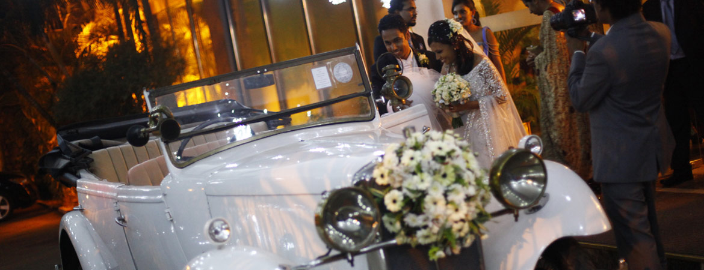 Sri Lanka Wedding Flowers